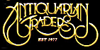 Click To Visit Antiquarian Traders' Website