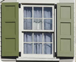 Headhouse Square Custom Shutters
